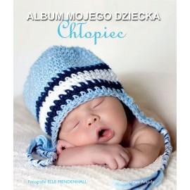 Album mojego dziecka Chłopiec