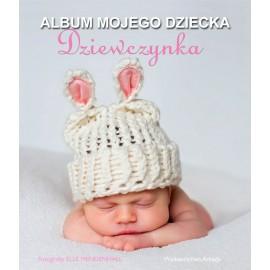 Album mojego dziecka Dziewczynka