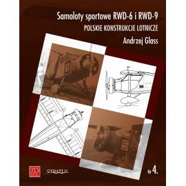 Samoloty sportowe RWD-6 i RWD-9
