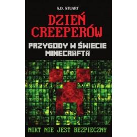 Dzień Creeperów. Przygody w świecie Minecrafta 3