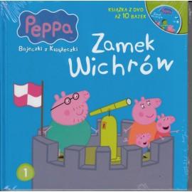Świnka Peppa Bajeczki 1 Zamek wichrów