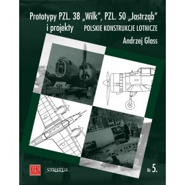 Prototypy PZL.38 Wilk, PZL.50 Jastrząb