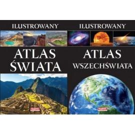 Ilustrowany atlas świata i wszechświata