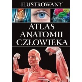 Ilustrowany atlas anatomii człowieka