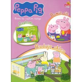 Peppa Pig. Bawię się, czytam. Buduję skl
