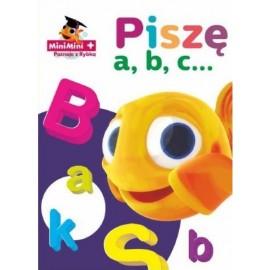 MiniMini+ Poznaję z rybką 1. Piszę a,b,c