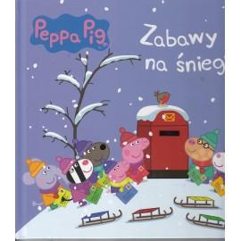 Świnka Peppa. Zabawy na śniegu
