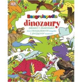 Bazgrolopedia. Dinozaury