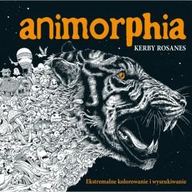 Animorphia. Ekstremalne kolorowanie
