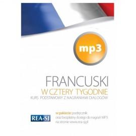 Francuski w cztery tygodnie MP3