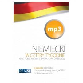 Niemiecki w cztery tygodnie MP3