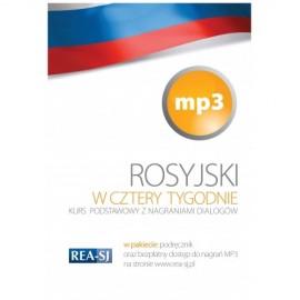 Rosyjski w cztery tygodnie MP3