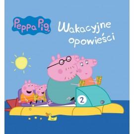 Świnka Peppa. Wakacyjne opowieści