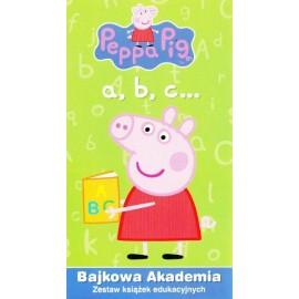 Peppa Pig Bajkowa Akademia nr 1 A B Cami