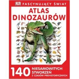 Fascynujący świat Atlas dinozaurów